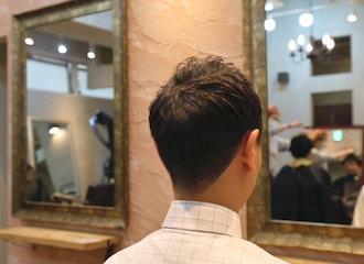 ■朝のセットが3分で仕上がるヘアスタイル