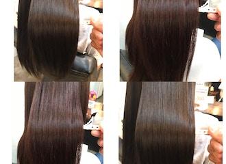 通えば通うほど髪が若返る髪質改善