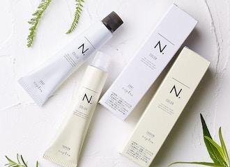 SNSでも大注目の「N.」<br>女性が大好きな優しい香りも◎