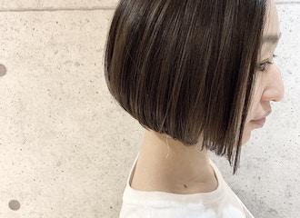 """お客様の髪質に合わせた髪質改善<br>~2000通り""""オージュア""""のトリートメント~"""