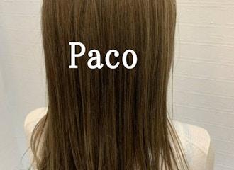 「スタイルの変化を楽しみたい」<br>「派手な髪型はできないけどお洒落にしたい」<br>そんな人にはPacoのハイライト