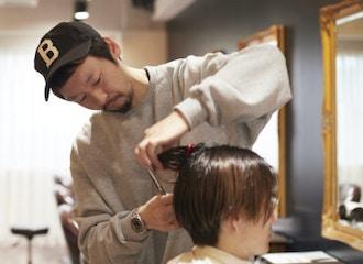 似合う髪型は人それぞれ。<br>資生堂『ベストマッチング理論』で<br>第一印象抜群ヘアに!