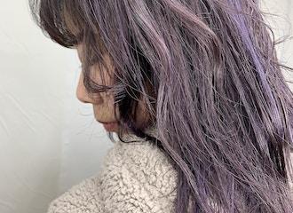 カラー支持率No.1!<br>ダメージを最小限に抑え<br>いつまでも綺麗な髪色に