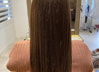 SNSで話題の髪質改善 酸熱トリートメント導入店