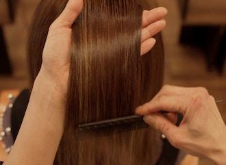 くせ・うねり・広がりでお困りの40代女性からの大好評♪<br>~クリック篠崎店髪質改善~縮毛矯正の人気のヒミツとは?