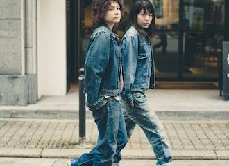 """現代版90年代アメ村カルチャー""""ファッションから始まるヘアー"""""""