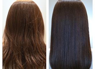 ダメージレスな白髪染め天然由来成分92%配合【オーガニックヘアカラー】