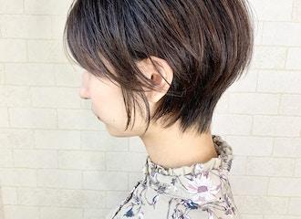 価格を超えた技術とサービス <br>今より10倍可愛くなる<br>実力派サロン【Alma hair】のショートヘア