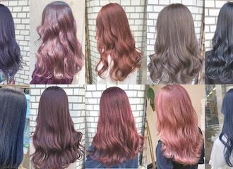 94%ダメージレス施術<br>ケアブリーチWカラー<br>希望の髪色を叶えます☆