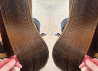 """綺麗になりたい女性が通う 表参道の人気店 U-REALMだからこそできる """"髪質改善トリートメント"""""""