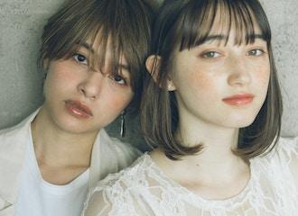 """世界初""""美容マニア最注目のカラー技術<br> ヘアカラー施術だけで髪質改善"""