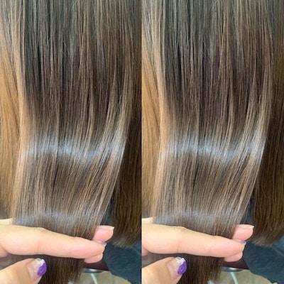 ◆動画で使用しているメニューは、こちら◆<br>髪質改善酸性ストレートorトキオデシンカ(縮毛矯正)+TOKIOトリートメント