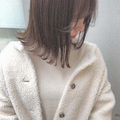 【人気No.3】カット+イルミナカラー+COTAトリートメント