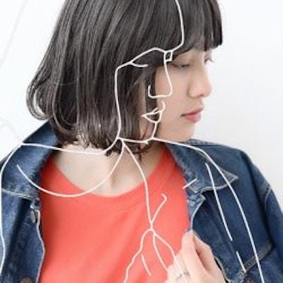 《人気No2》カット+ダメ-ジレスグレ-ジュ+髪質改善TR/¥12,960《高発色》
