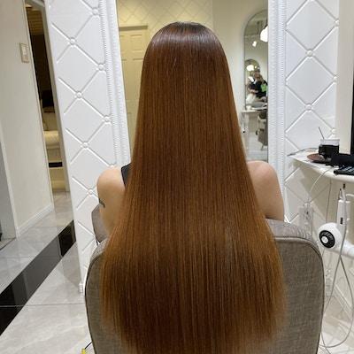【小島指名限定】髪質改善ストレート+トリートメント