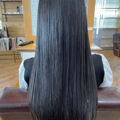【美髪☆1回目限定】カット+髪質改善トリートメント