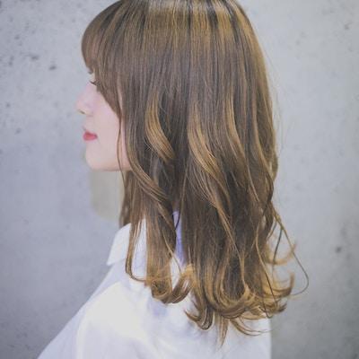 【高発色☆オルディーブ#アディクシー】カラー+カット+トリートメント