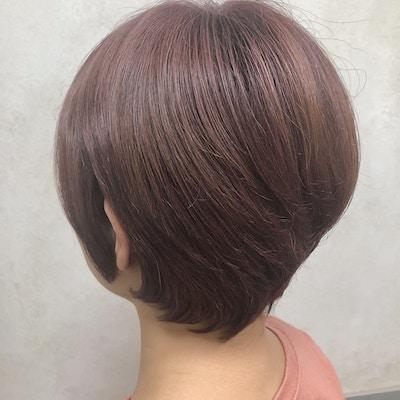 【美髪に大事】ロハス素髪ケア+カット+生コラーゲンカラー