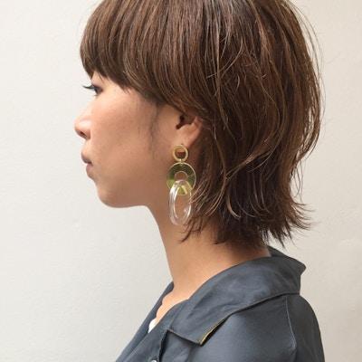 【9月平日限定クーポン】<br>カラー+カット+トリートメント