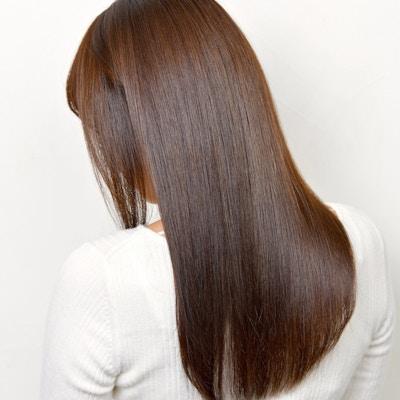《TVで話題☆憧れの艶髪》髪質改善プログラム☆酸熱トリートメント
