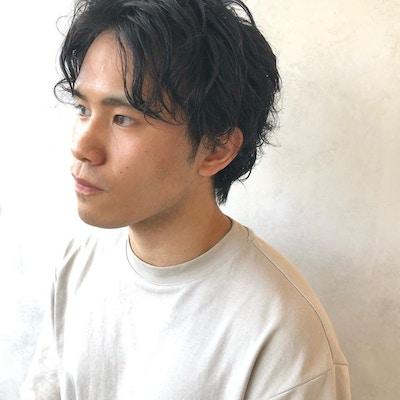 【人気No.1】<br>メンズカット+眉カット+シャンプー