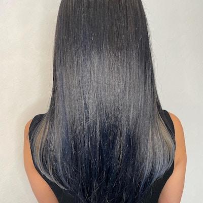 ◎ご新規様限定<br>【髪質改善メニュー】<br>前髪カット+水素トリートメント
