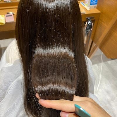 ◎ご新規様限定<br> 【髪質改善メニュー】<br>カラー+水素トリートメント