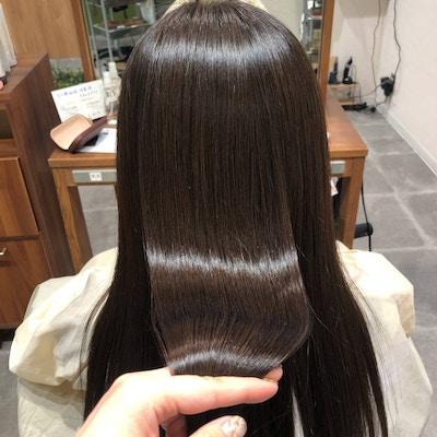 【満足度No.1】<br>カット+プレミアム髪質改善トリートメント