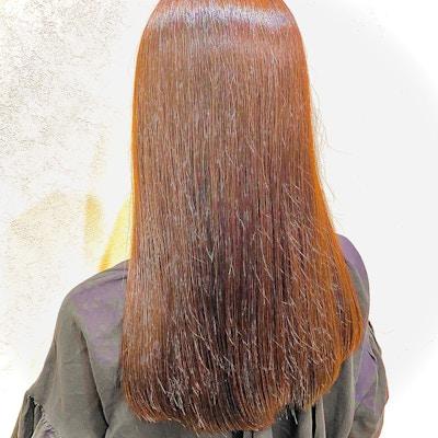 【髪質改善No.3】<br>カット+カラー+ヘアチューニング<br>¥18700→¥12000