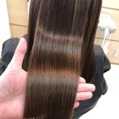 髪質改善+Aujuaトリートメント