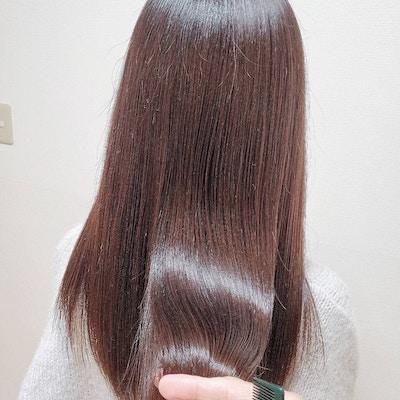 ■人気No.1■<br>top stylistカット&髪質改善*美髪プログラム ¥17,600→15,400