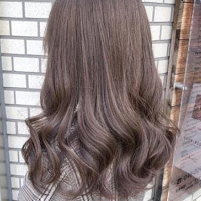 ☆一番人気☆<br>ニュアンスカット+カラー+髪質改善AujuaTR