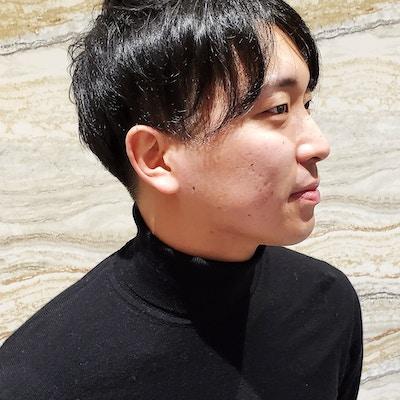 【オススメ◎】カット+シェービング(眉カット)+フェイスケア