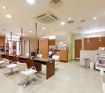 hair's Curare上本町店内