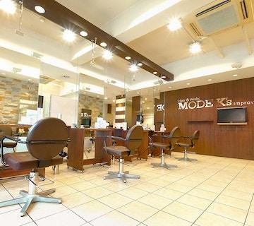MODE K's JR茨木improve店店内