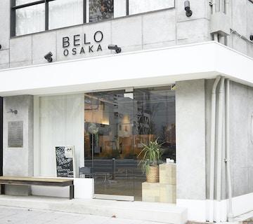 BELO 【ベロ】OSAKA店内