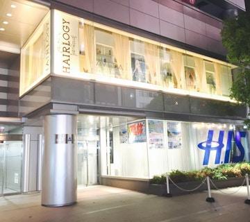 HAIRLOGY AVEDA 名駅【ヘアロジーアヴェダ】店内
