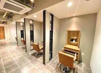半個室型美容室 Sourire高城店【スーリール】の雰囲気1