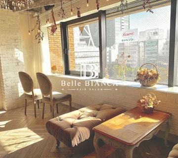 Belle BIANCA【ベルビアンカ】店内