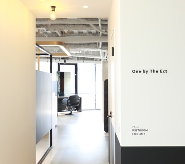 One by The Ect(ワン バイ ジ エクト)店内