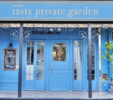~ Tasty~ private garden ~<br />(テイスティ プライベート ガーデン)店内