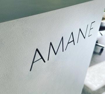 AMANE【アマネ】店内