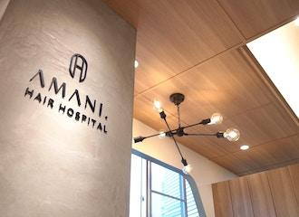 AMANI. HAIR HOSPITAL【アマニ ヘアー ホスピタル】の雰囲気2