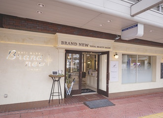 hair make Brand new ~eve~ 生駒店の雰囲気3