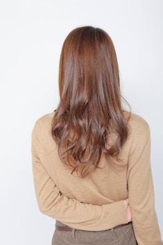 サラサラ美髪セミディー