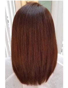 頭皮&髪質改善カラー