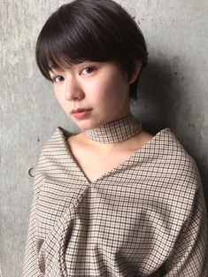 【nana】オーダーNO.1×大人カワイイ♪タイトショート