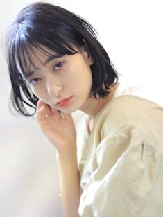 【MORROW】愛されヘア♪シースルーボブ☆