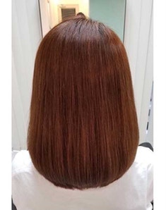 髪質改善①