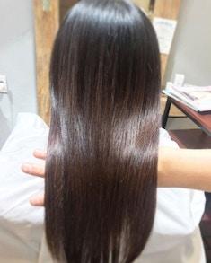 メルシーオリジナル髪質改善ヘアエステ